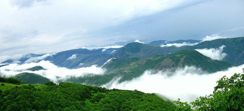 منطقه ارسباران ایران