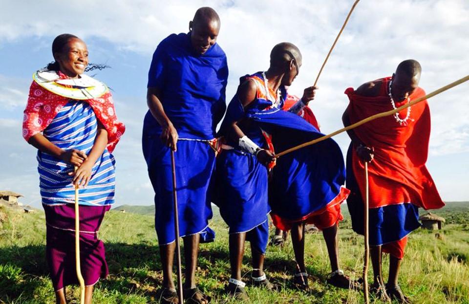 آداب و رسوم در آفریقا