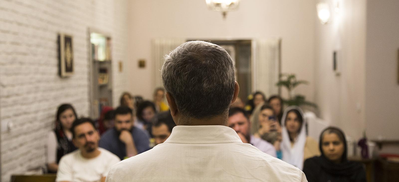 آرش نورآقایی استاد گردشگری