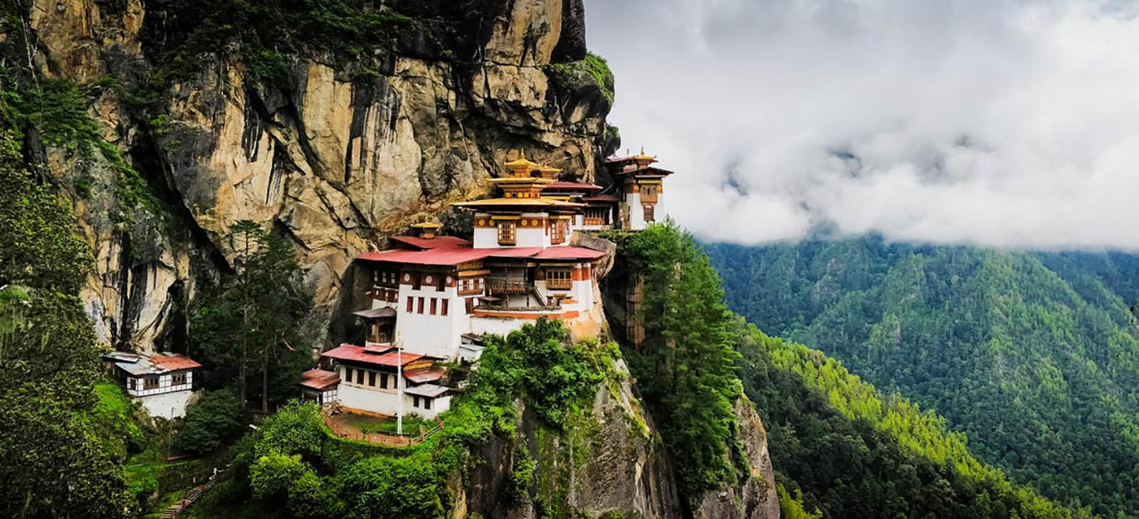 دیدنی های بوتان