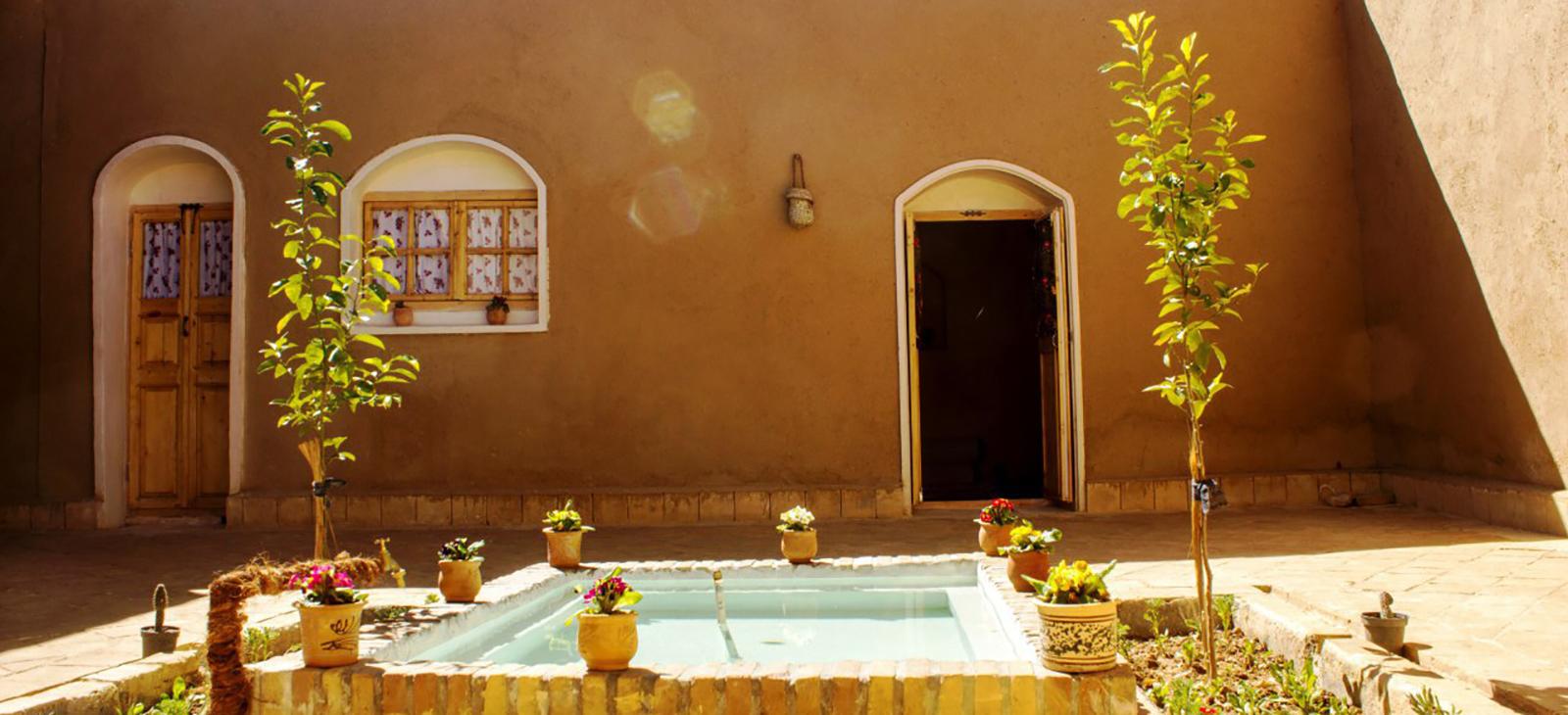 اقامتگاه بومگردی در یزد